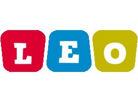 Leo daycare logo