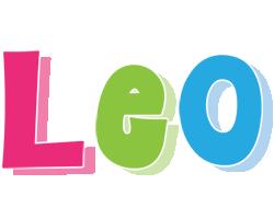 Leo friday logo