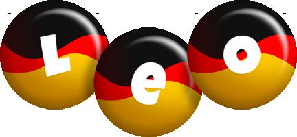 Leo german logo