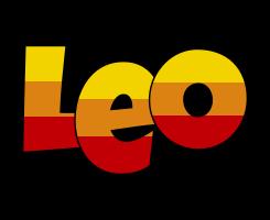 Leo jungle logo