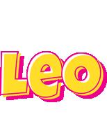 Leo kaboom logo