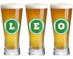 Leo lager logo