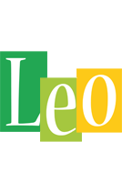 Leo lemonade logo