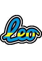 Leo sweden logo