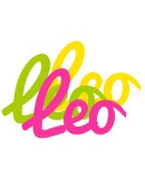 Leo sweets logo