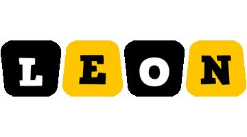 Leon boots logo