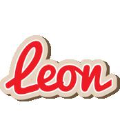 Leon chocolate logo