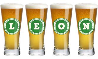 Leon lager logo