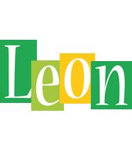 Leon lemonade logo