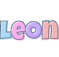 Leon pastel logo
