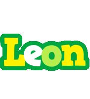 Leon soccer logo