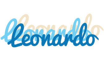 Leonardo breeze logo