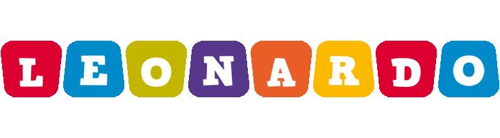 Leonardo daycare logo