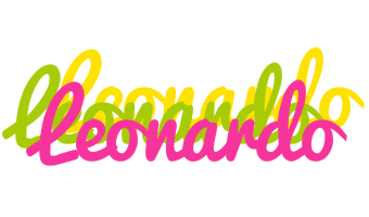 Leonardo sweets logo
