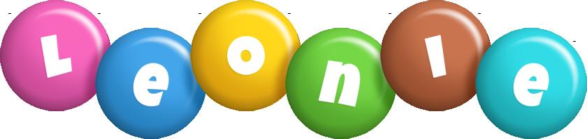 Leonie candy logo
