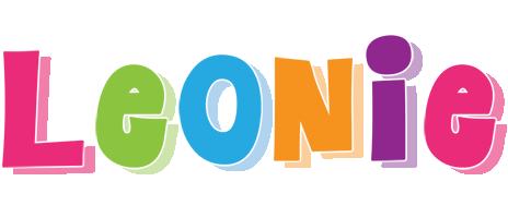 Leonie friday logo