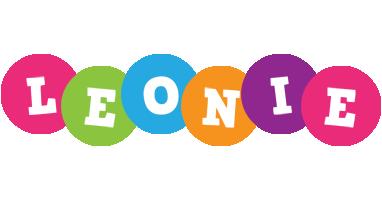 Leonie friends logo