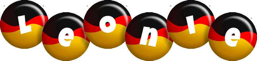 Leonie german logo