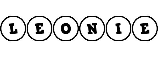 Leonie handy logo