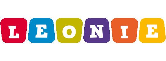 Leonie kiddo logo
