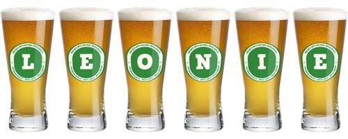 Leonie lager logo