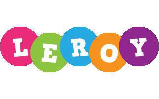Leroy friends logo