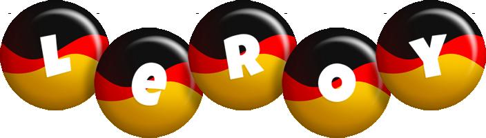 Leroy german logo