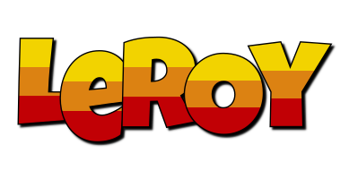 Leroy jungle logo