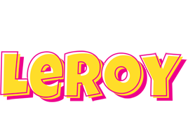 Leroy kaboom logo