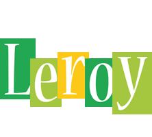 Leroy lemonade logo