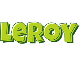 Leroy summer logo