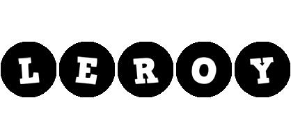 Leroy tools logo