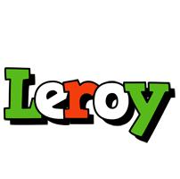 Leroy venezia logo