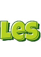 Les summer logo