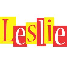 Leslie errors logo