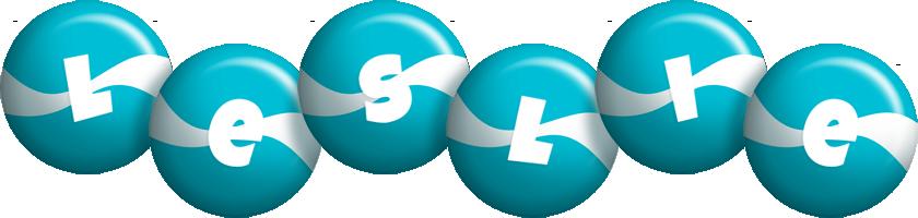 Leslie messi logo