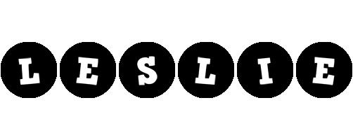 Leslie tools logo