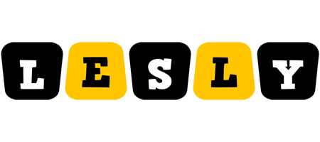 Lesly boots logo