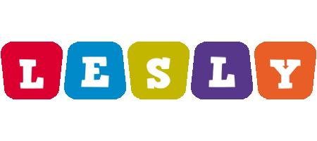 Lesly daycare logo