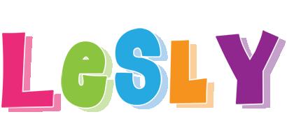 Lesly friday logo