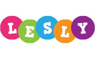 Lesly friends logo