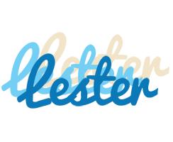 Lester breeze logo