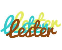 Lester cupcake logo