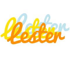 Lester energy logo