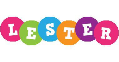 Lester friends logo