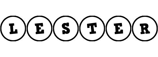Lester handy logo