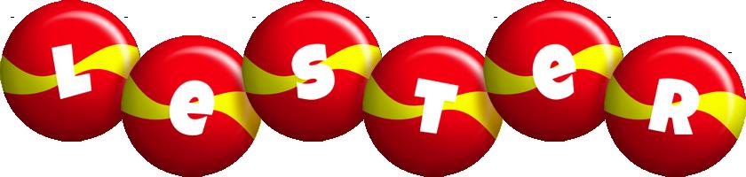 Lester spain logo
