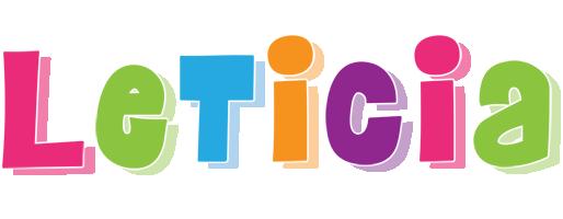 Leticia friday logo