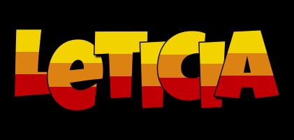 Leticia jungle logo