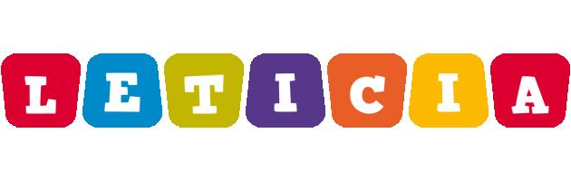 Leticia kiddo logo